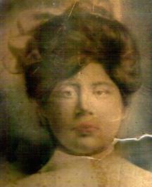 Mother, Eveline Lydia Harney Baker