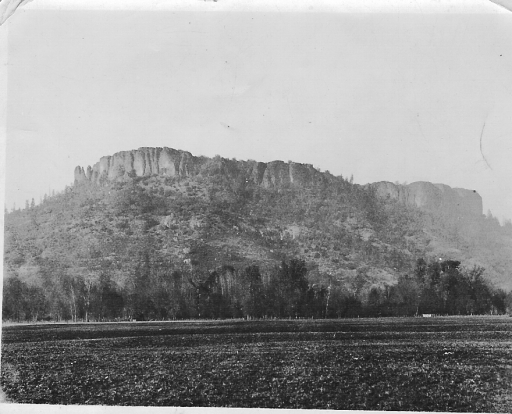 Table Rock, Sacred Grounds above the Rogue River (1933)