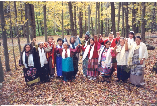 International Council of 13 Indigenous Grandmothers and Jyoti, 2004