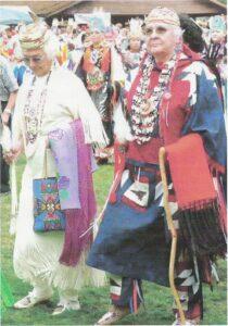 Grand Entry at the Nesika Illahee Pow-Wow in Siletz